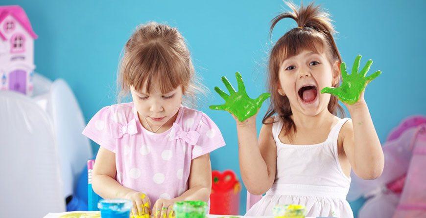 лагер и ползи за децата, английски за деца