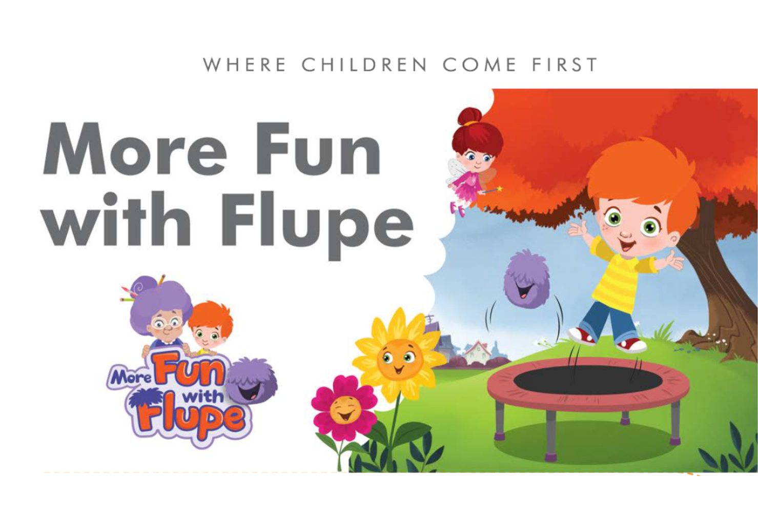 More Fun With Flupe