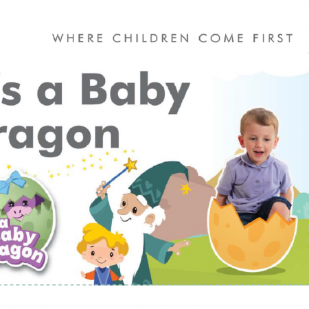 It`s a Baby Dragon
