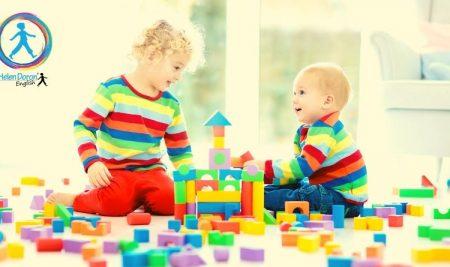 Най-добрите играчки са простите играчки!